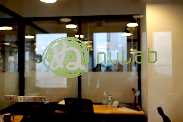 Nulab Door Logo