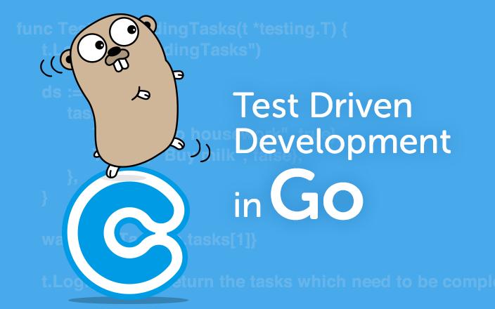 Test driven development in Go | Cacoo