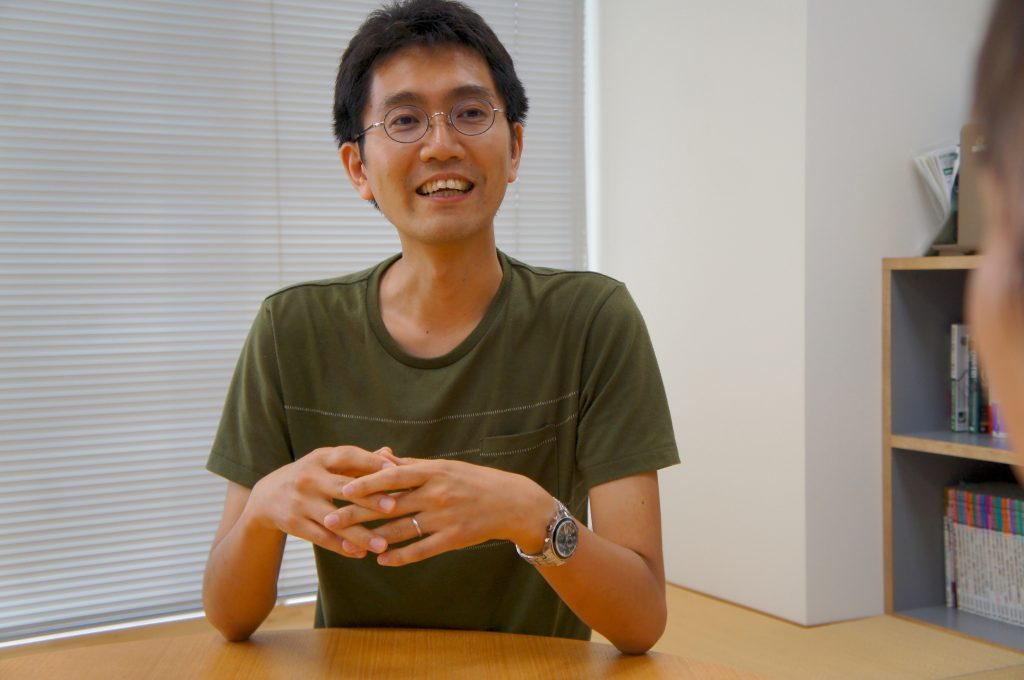 Keita Mori, Engineer