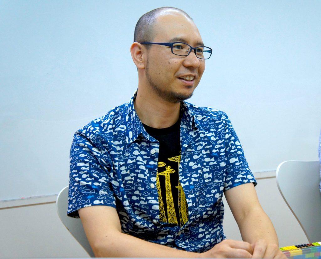 Shunsuke Nakamura, Representative Director