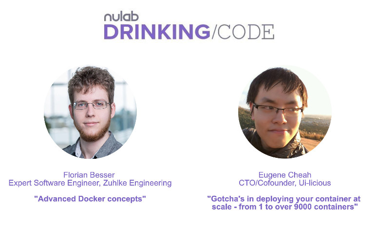 Nulab Drinking Code meetup - Advanced Docker concepts and scaling infrastructure