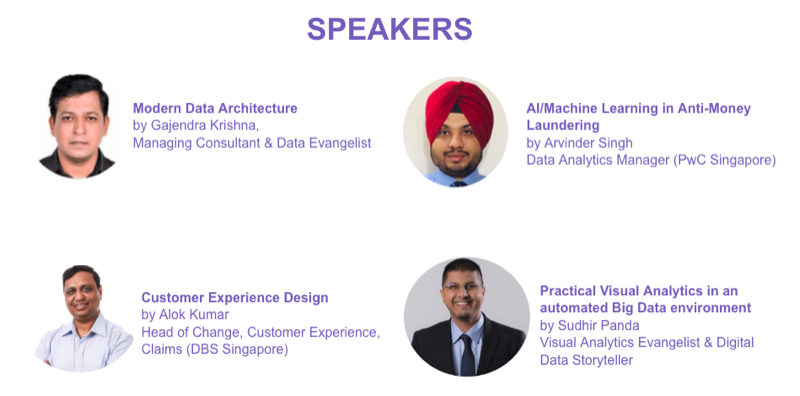 Data Science and AI Speakers