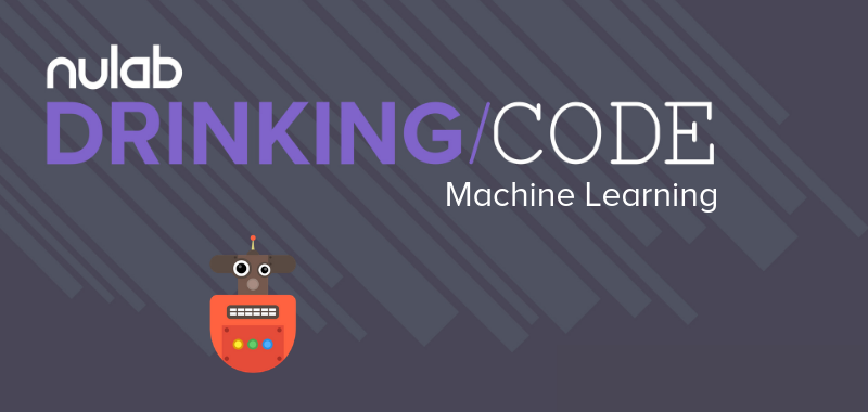 Drinking Code June 2019: Machine Learning