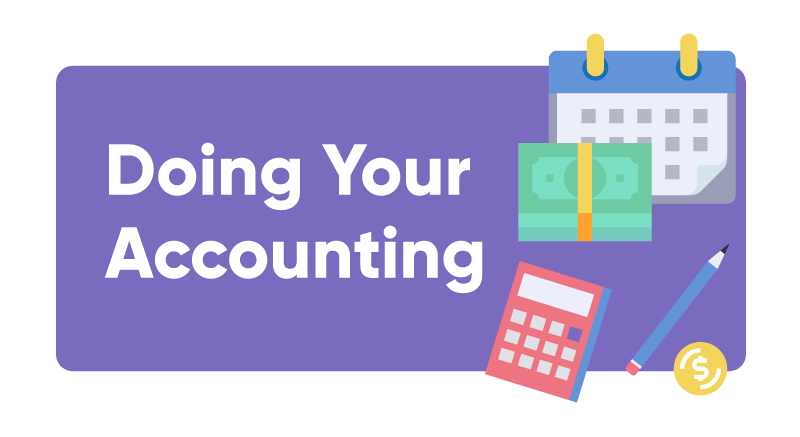 Doing your accounting