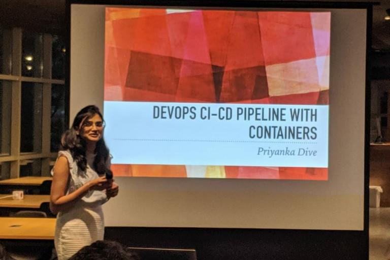 Priyanka Dive PCCW