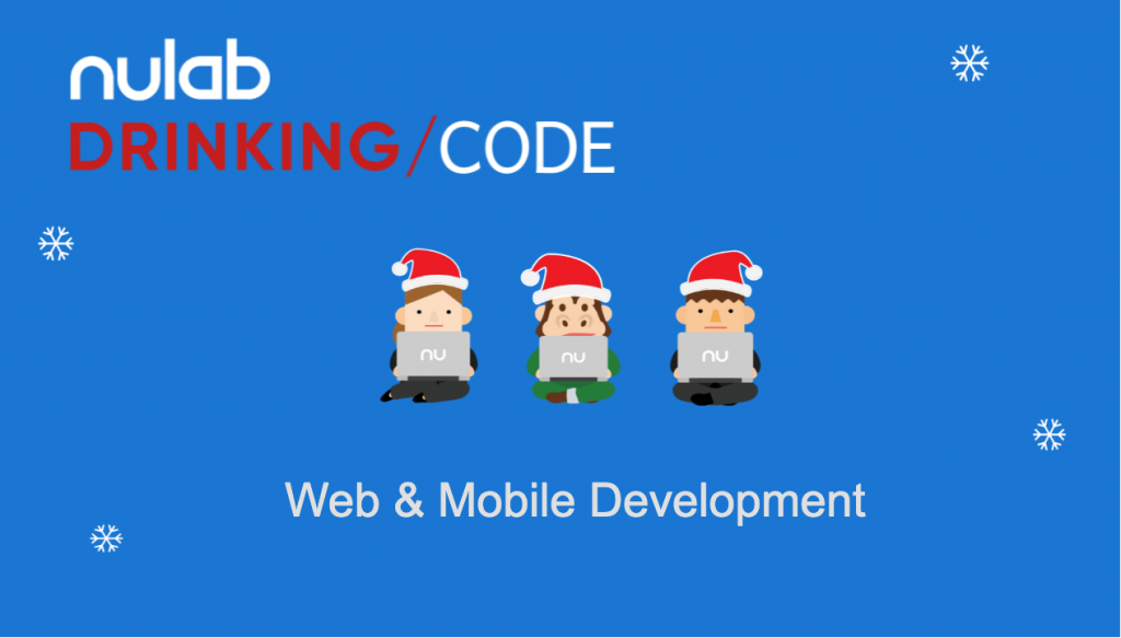 Nulab Drinking Code: Web and Mobile Development