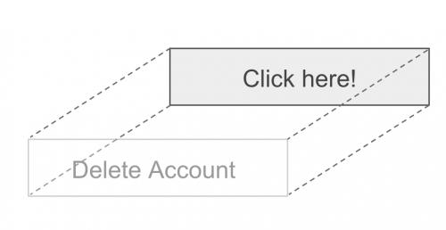1 - Clickjacking - Click here example