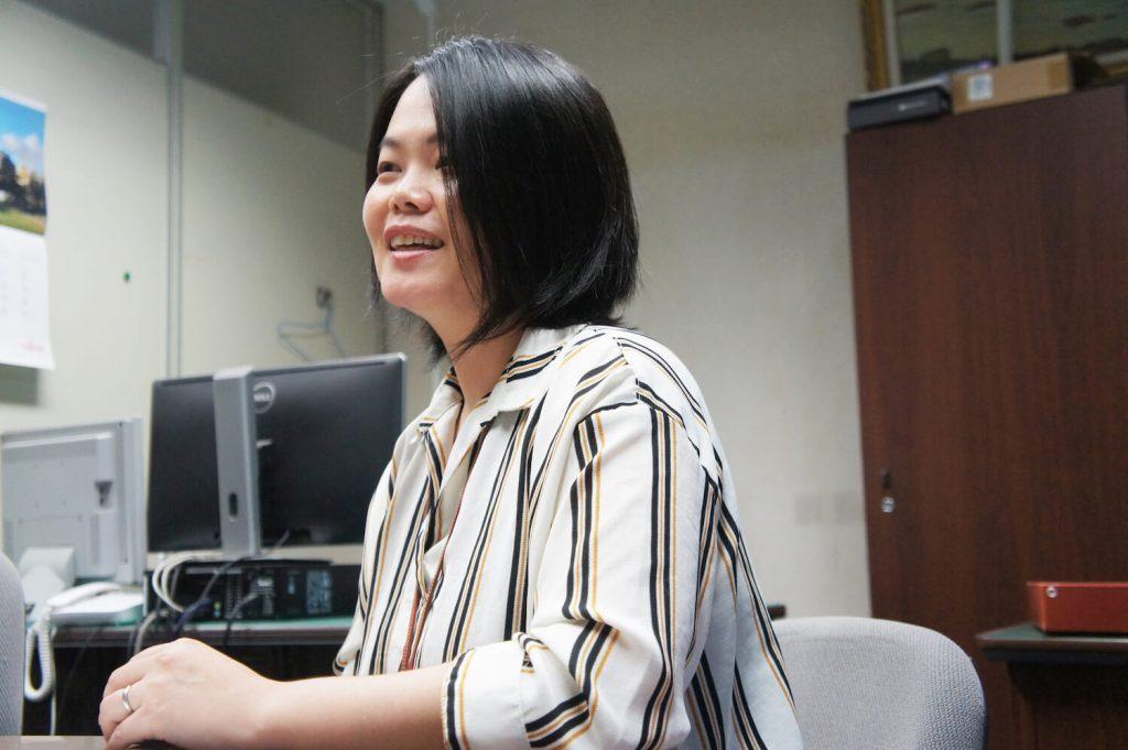 Interview with Sachiko Takagi