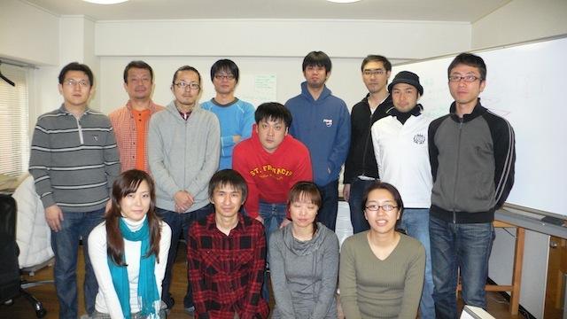 2009:1社員総会