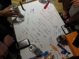 Backlogユーザの集い - 東京 - ワールドカフェ
