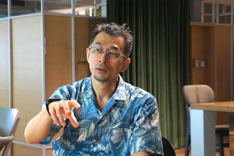 宇野大介(うの・だいすけ) ライオン株式会社 研究開発本部 イノベーションラボ 所長 1990年ライオン株式会社入社。2018年、新規事業創出をミッションとしたイノベーションラボ発足と同時に所長に就任、現在に至る。2019年7月よりpoint 0の取締役に就任。